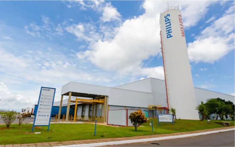 Fábrica Philips – Varginha