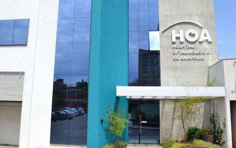 HOA – Hospital Oftalmológico de Anápolis
