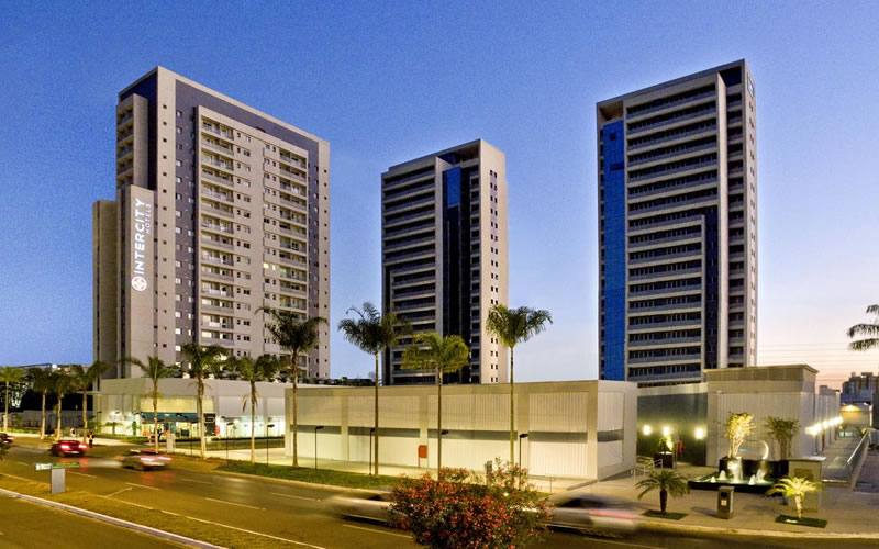 Hotel Intercity Brasilia Led